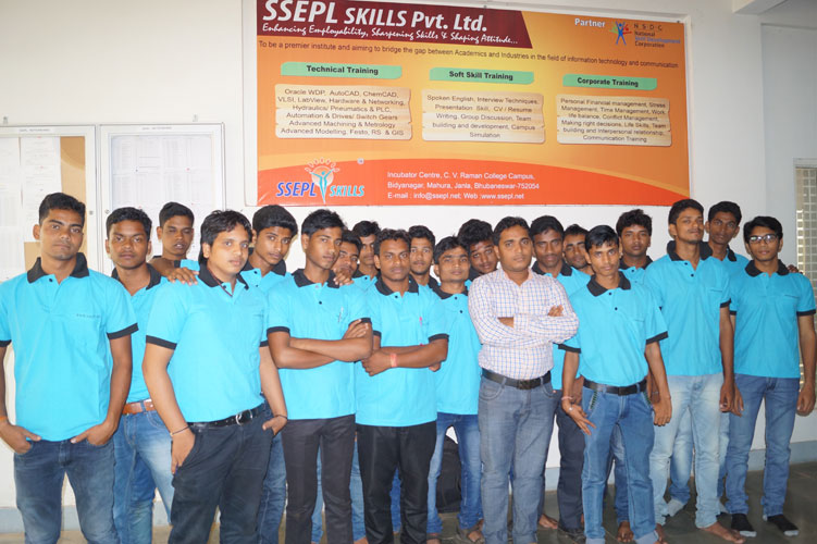 SSEPL Skills Pvt. Ltd.